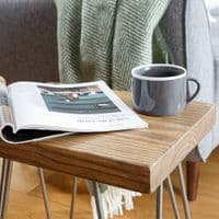Bowes Hairpin Side Table - Limited Edition | Made-To-Order